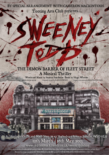Sweeney Todd (West End)