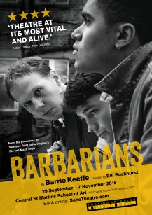 Barbarians (West End)